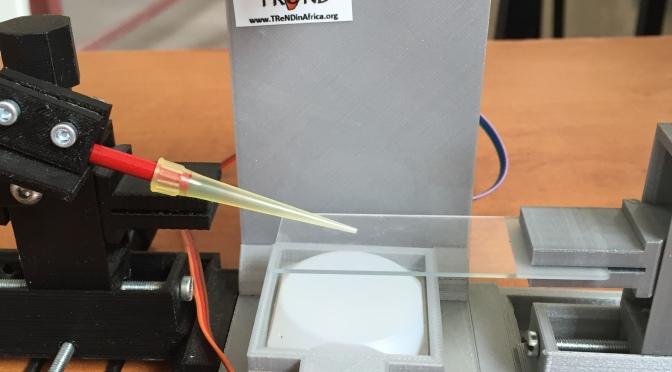 Flypi -100$ microscope/behavioural setup!